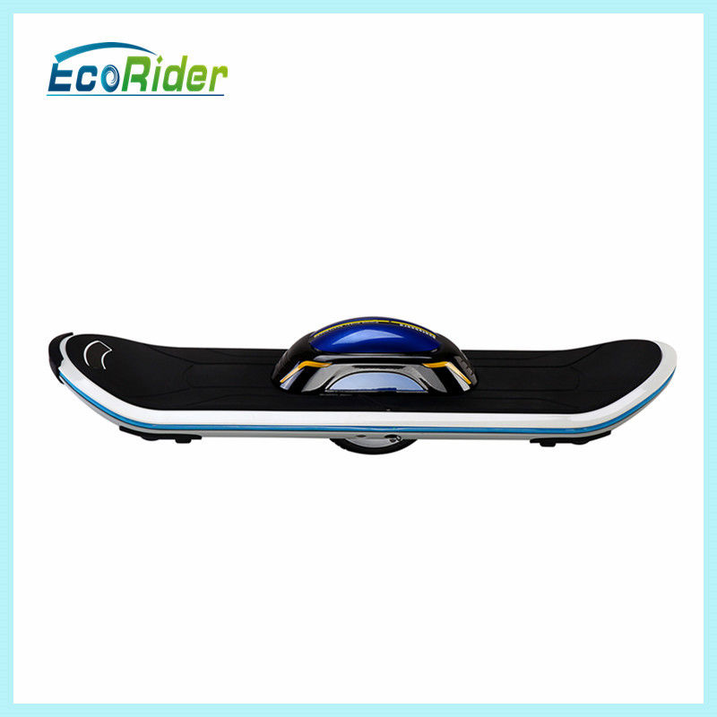 Mini Portable One Wheel Electric Unicycle 16KM Range Per Charging