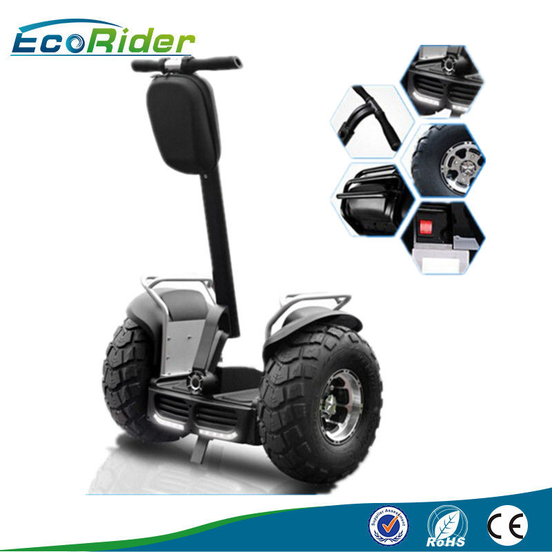 APP controlled Mobile off roading segway Electric Scooter , two wheeled