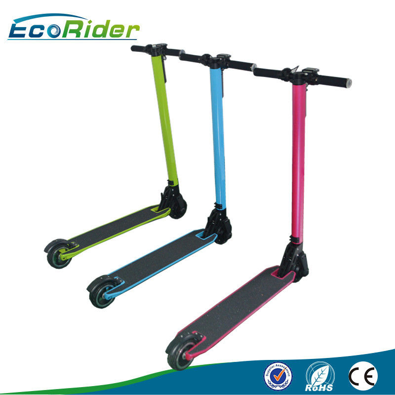 Portable Electric Folding Scooter For Adults 90KG Loading Durable