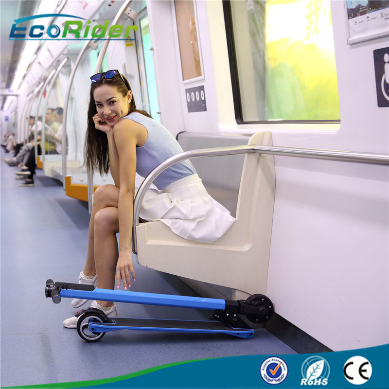 Self Balancing Foldable Electric Scooter 350W 24V , folding electric bicycle