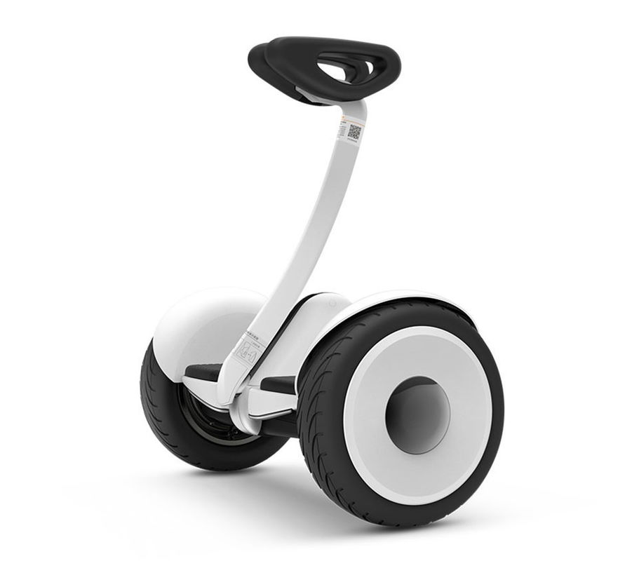 Smart Mini Segway Electric Scooter / 2 Wheels Scooer Self Balancing For City , 8 Inch Tire