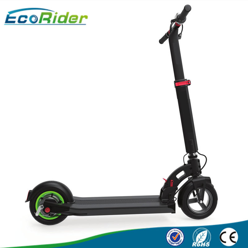 Smart 8.5Inch 2 Wheel Electric Folding Scooter For Adults With 36V 10.4Ah Li-Ion Battery