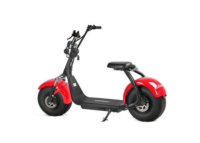 Multiple Colors City coco 2 Wheel Electric Scooter With EEC Certificate