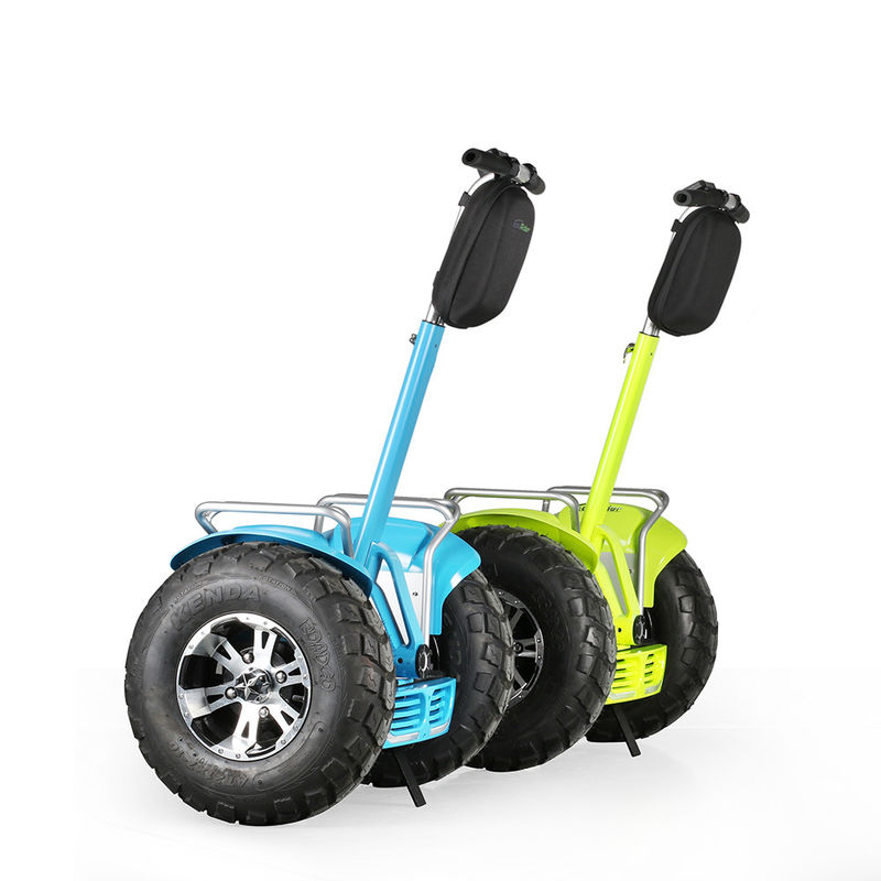 21 Inch Big Tire Off Road Segway Chariot Two Wheel Self Balancing Electric Scooter
