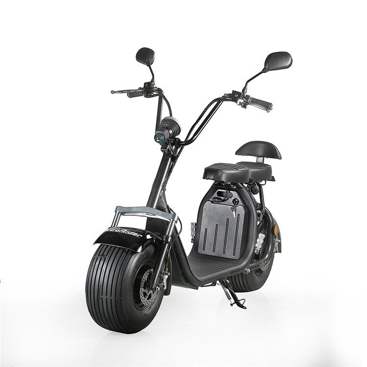 High Power Electric Self Balancing Smart Electric Scooter 60V Voltage Brushless Motor