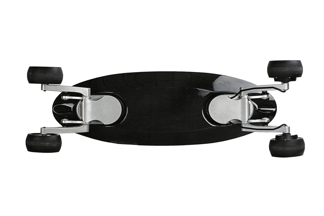 5 Inch Electric 4 Wheel Skateboard Smartphone App Connection For Recreation